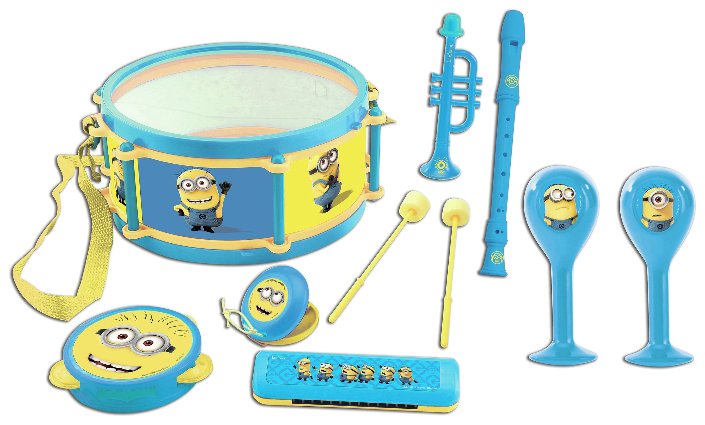 Image of Despicable Me Music Set.