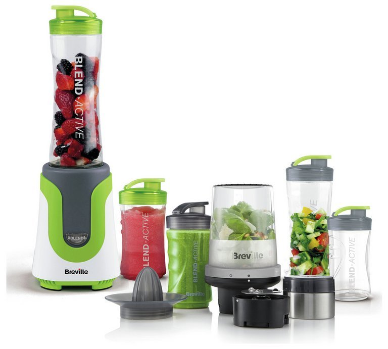 Image of Breville Blend Active Family & Accessory Pack Bundle