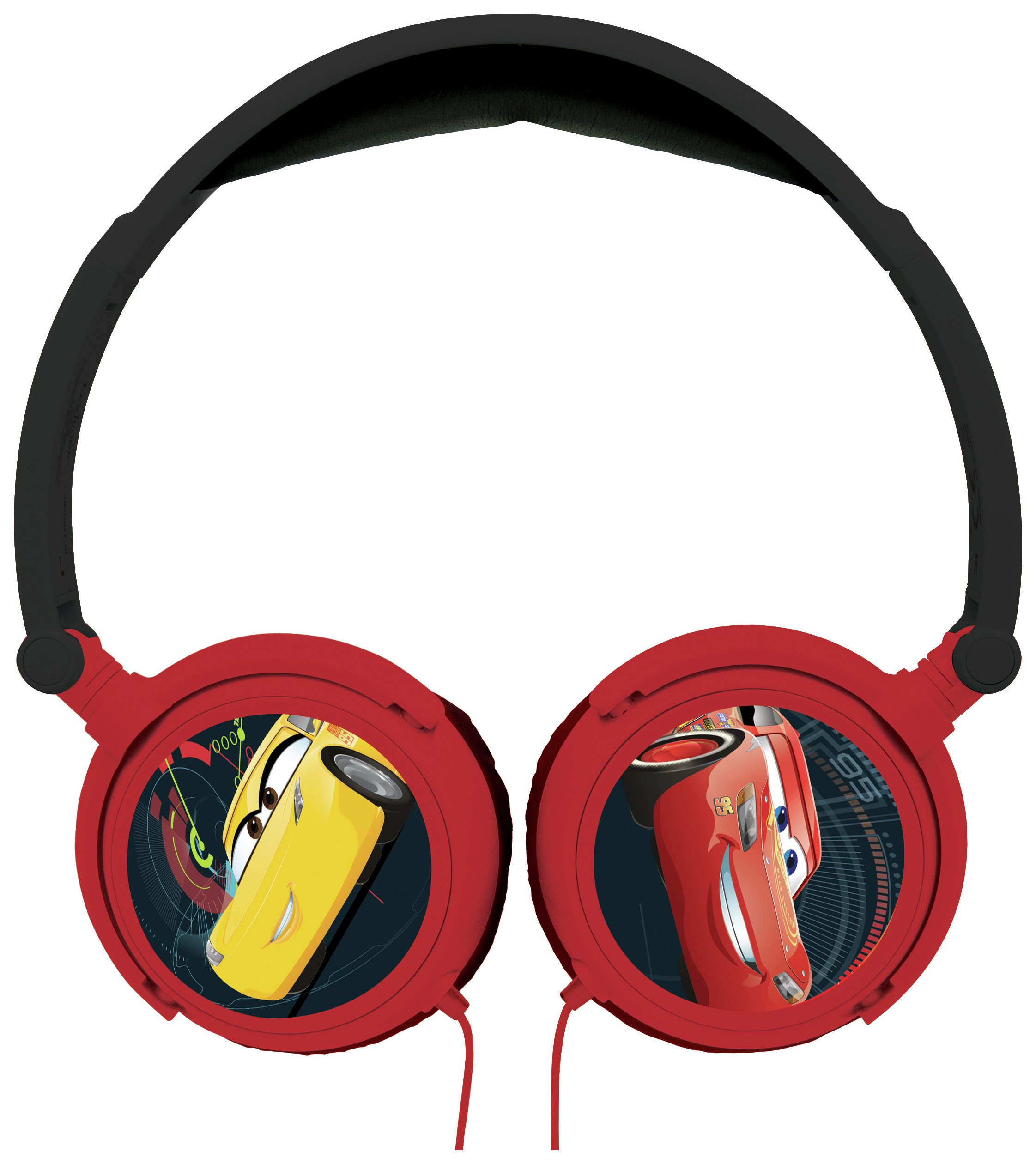 Image of Cars 3 Kids On-Ear Headphones