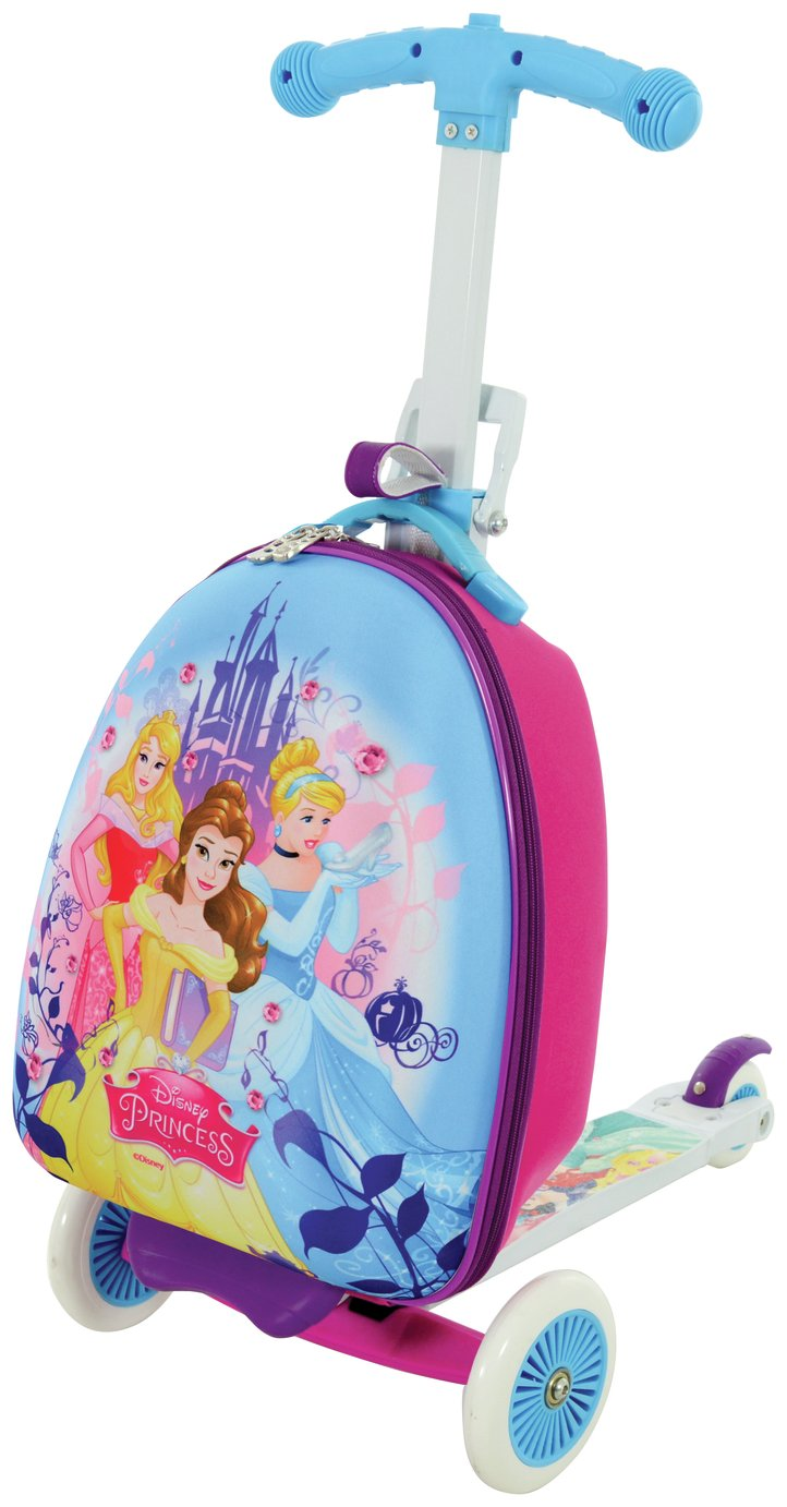 Disney Princess Scootin Suitcase