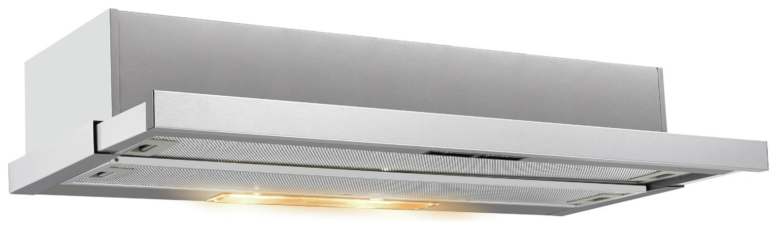 Image of Baumantic BTEL06X Cooker Hood - Stainless Steel