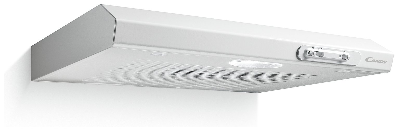 Image of Candy CTF6103W Cooker Hood - White