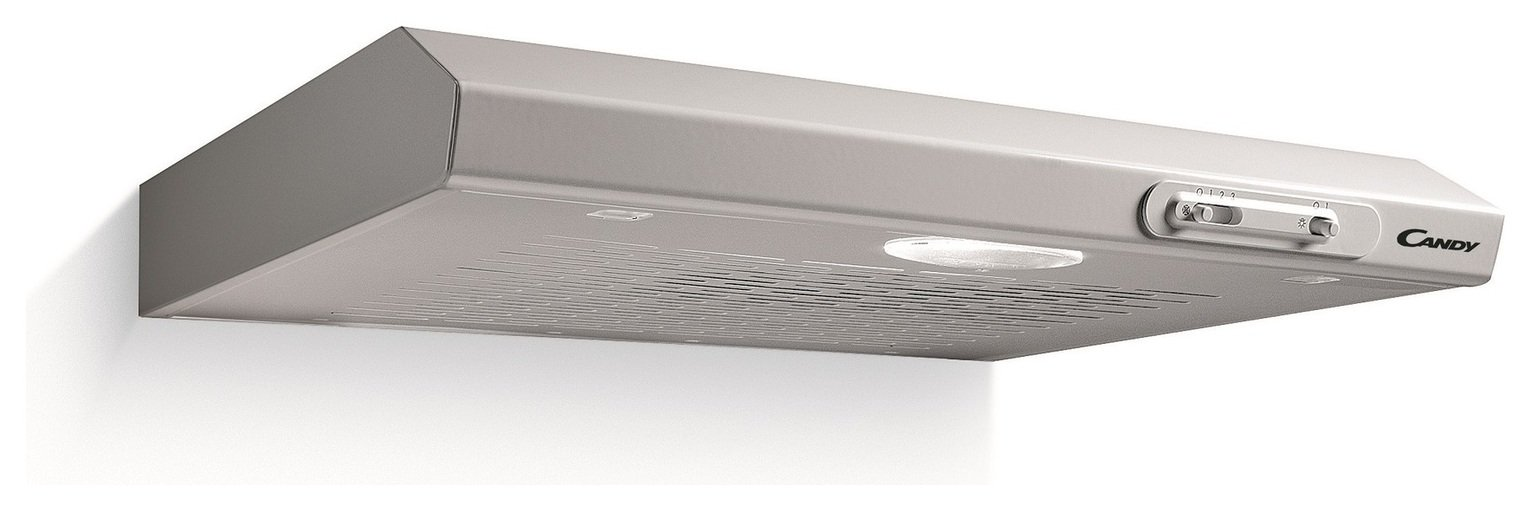 Image of Candy CFT6103S Cooker Hood - Silver