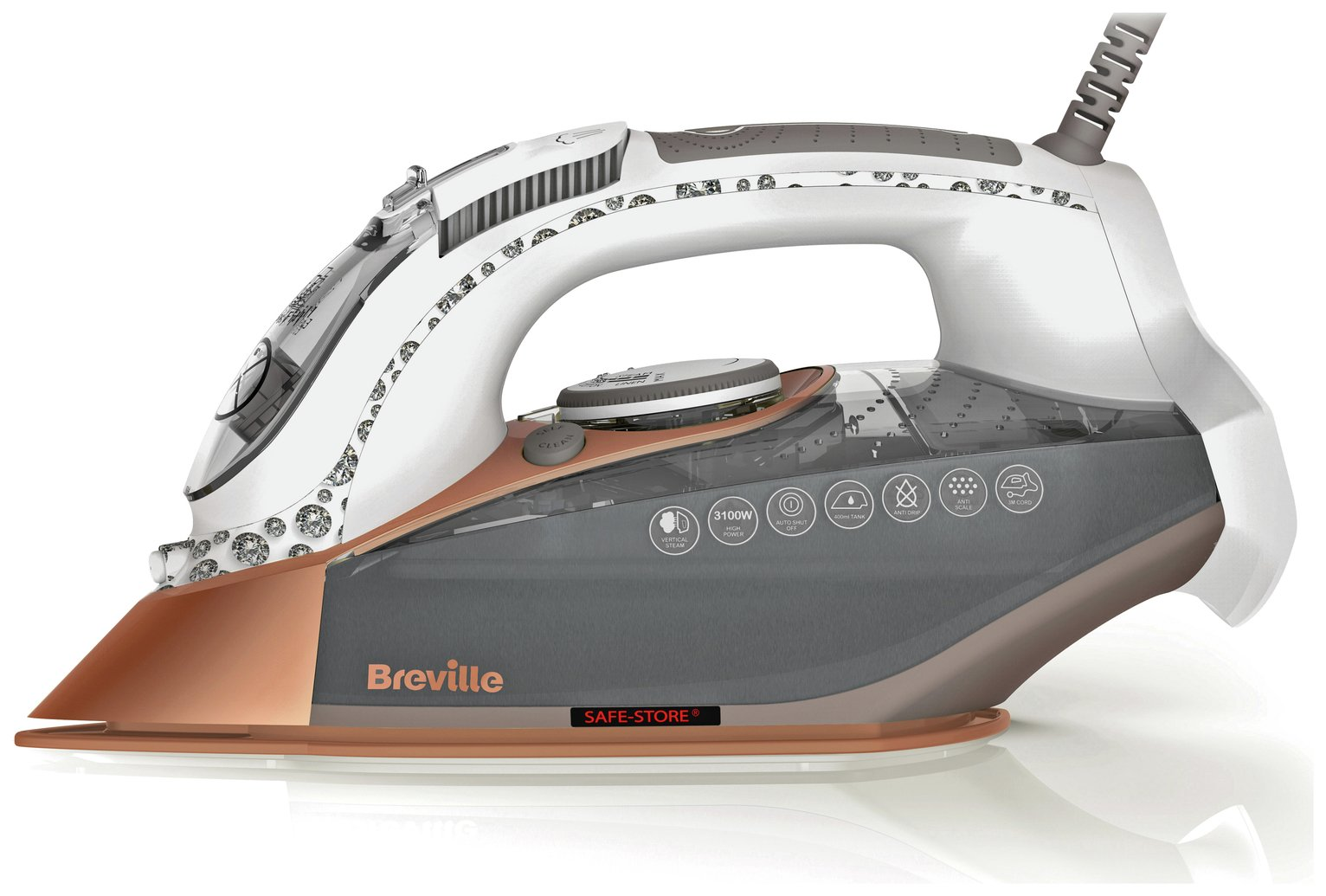 Image of Breville VIN401 DiamondXpress Steam Iron