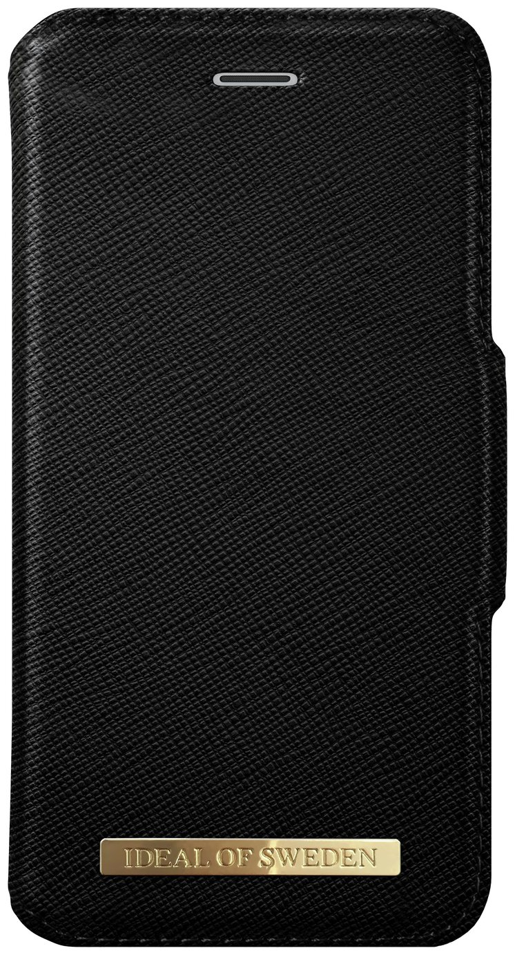 Image of iDeal iPhone 7 Plus Wallet Case - Black.