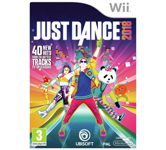 just dance 2 wii game