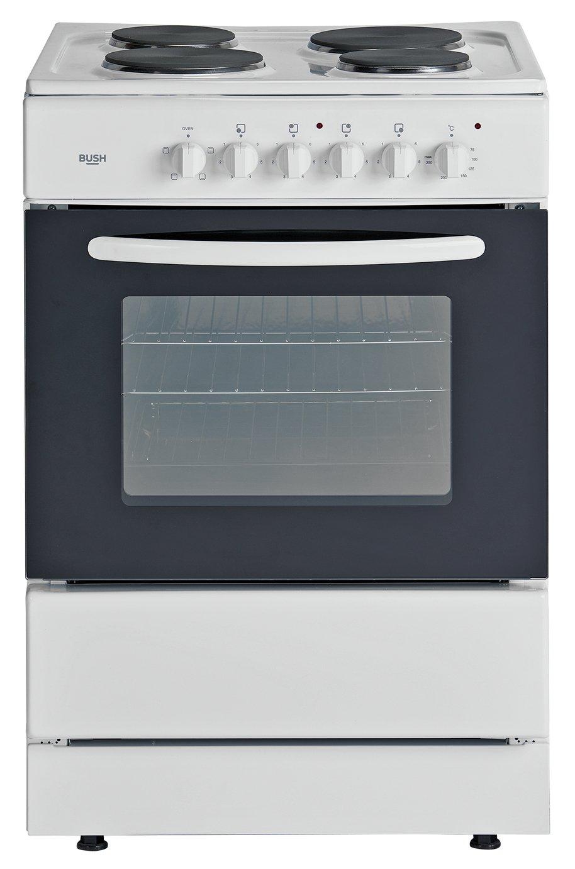 Bush BES60W Electric Cooker - White.
