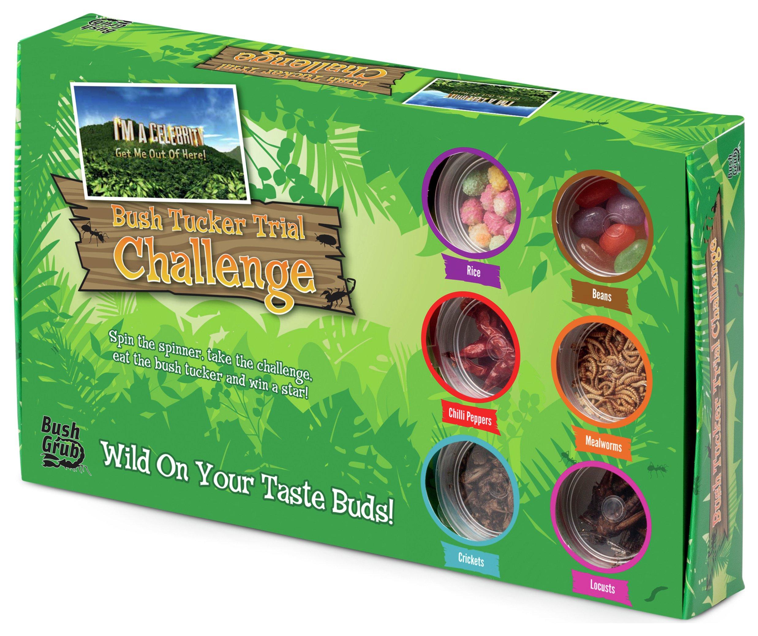 Image of Bush Grub Bush Tucker Trial Challenge