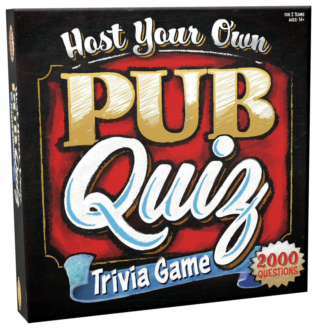 Image of Cheatwell Games Host Your Own Pub Quiz Game