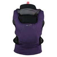 Caboo DXGO Baby Carrier - Plum