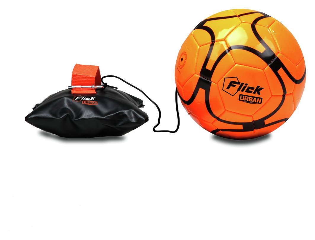 Football Flick Urban Return Ball.