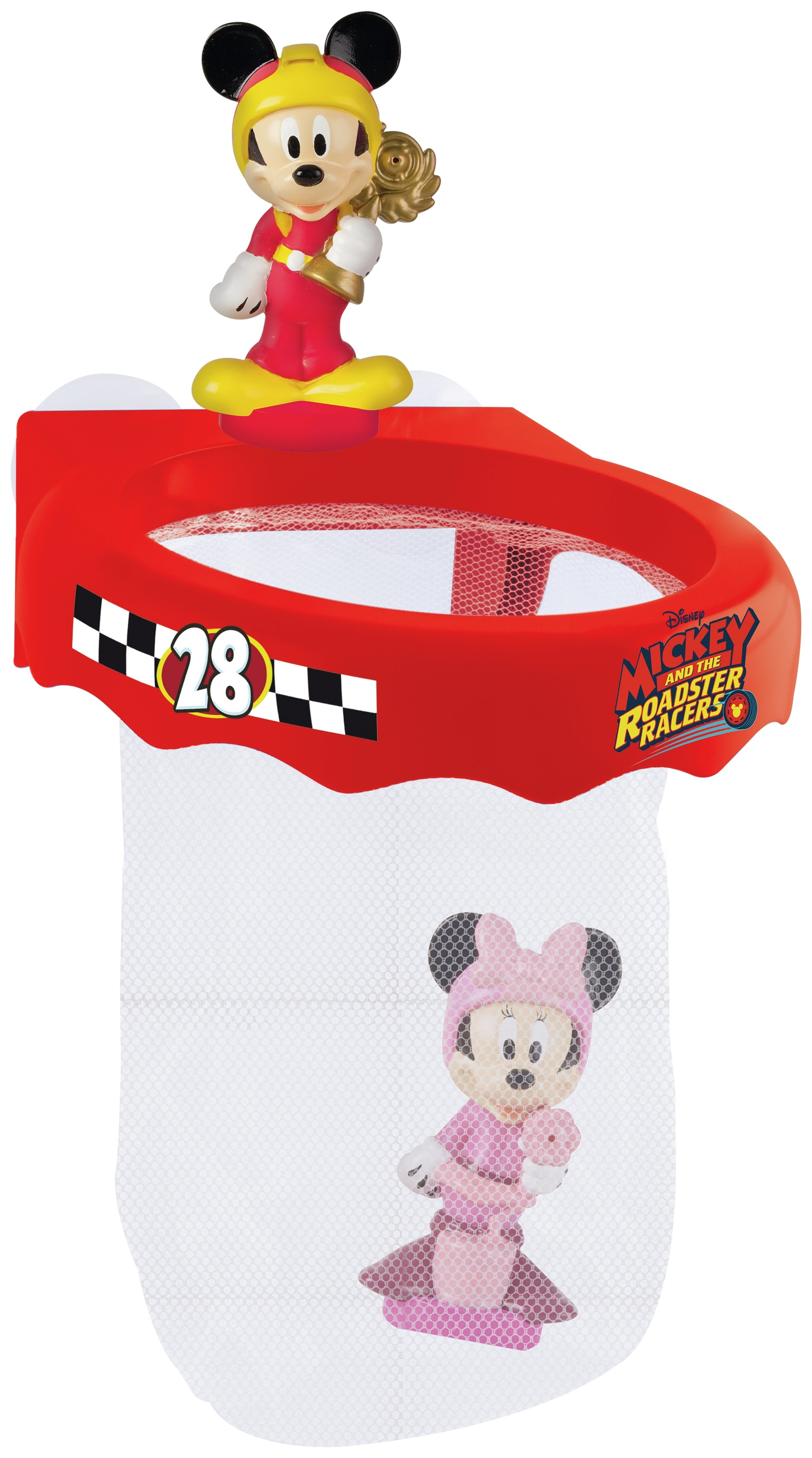 Mickey Roadster Racers Bath Time Fun
