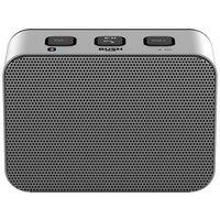 Bush Wireless Speaker- Small - Silver