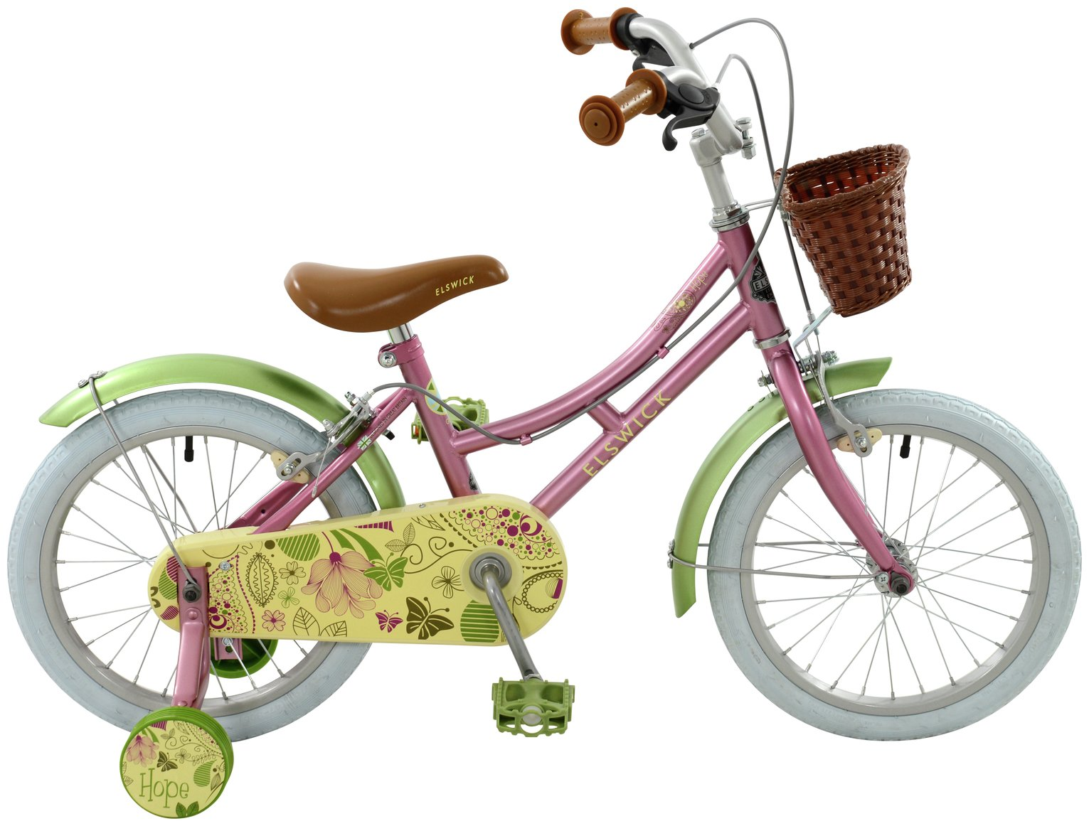 Image of Elswick Hope Kid's 16 Inch Heritage Bike