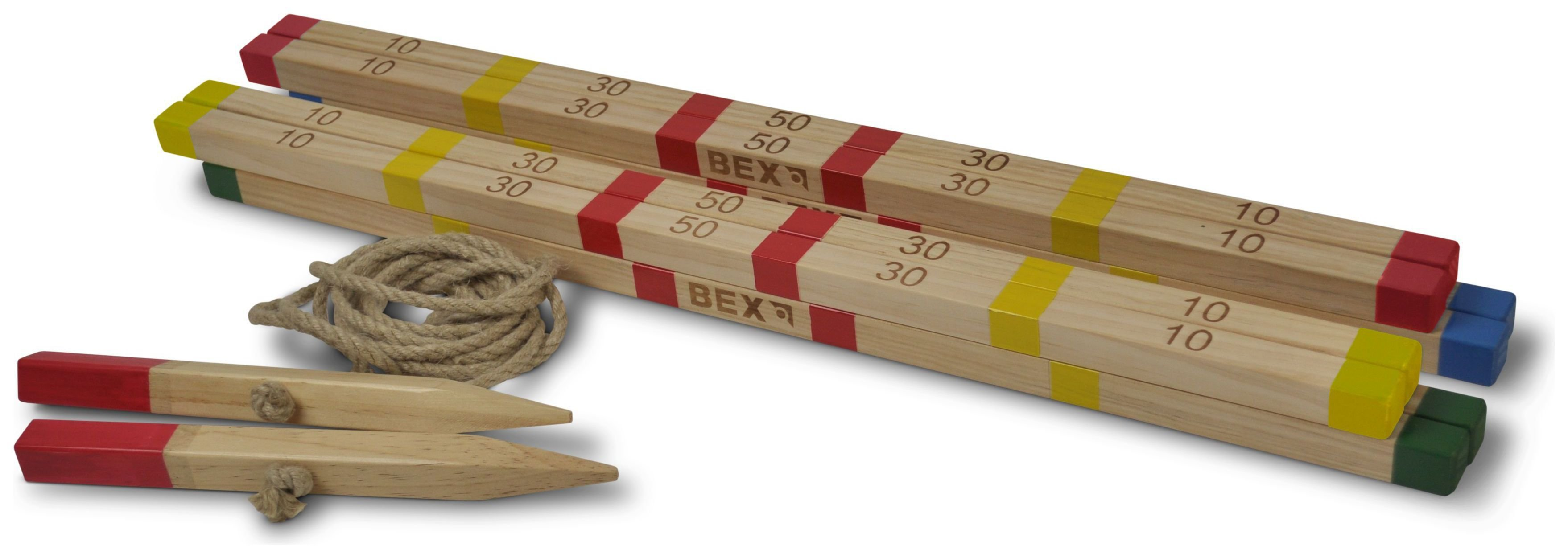 Image of Bex Stick On Line Game.