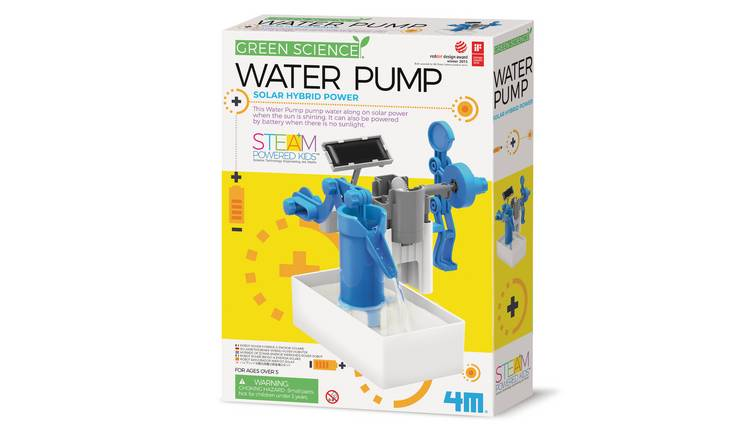 4M Green Science Solar Power Water Pump