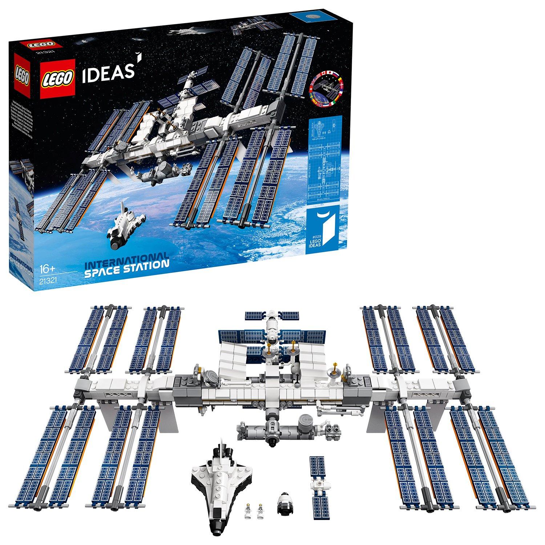 Buy Lego Ideas International Space Station Building Set 21321 Lego Argos