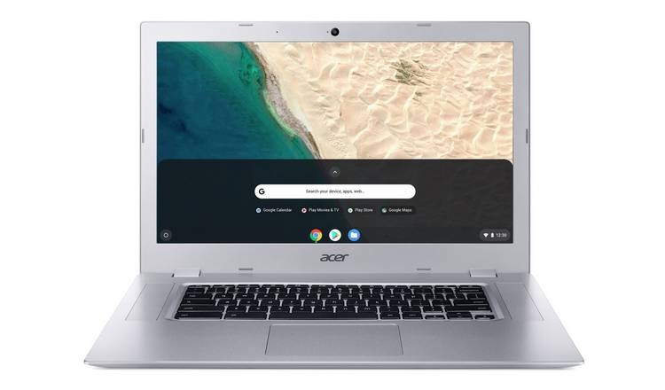 Acer 315 15in AMD A4 4GB 64GB FHD Chromebook - Silver