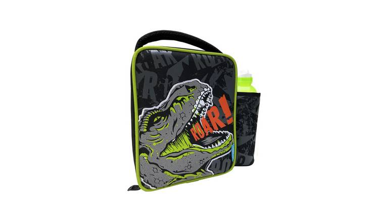 Dinosaur Bag & Bottle - 500ml