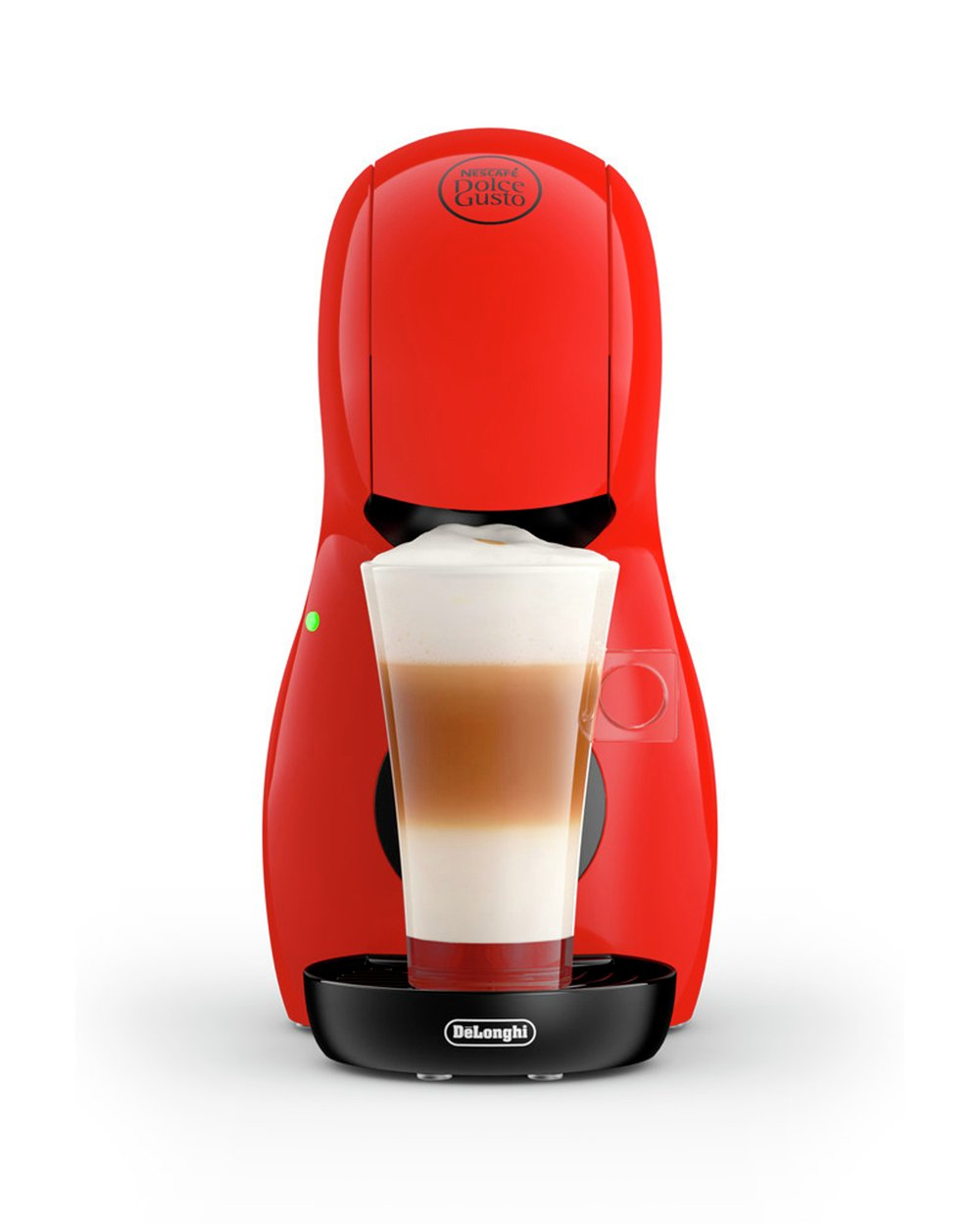 Dolce Gusto De'Longhi Piccolo XS Pod Coffee Machine - Red