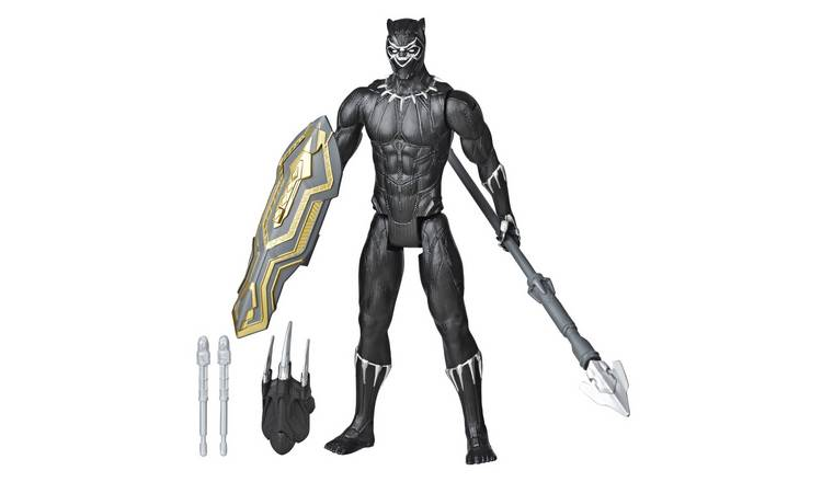 Marvel Avengers Titan Hero Blast Gear Deluxe Black Panther