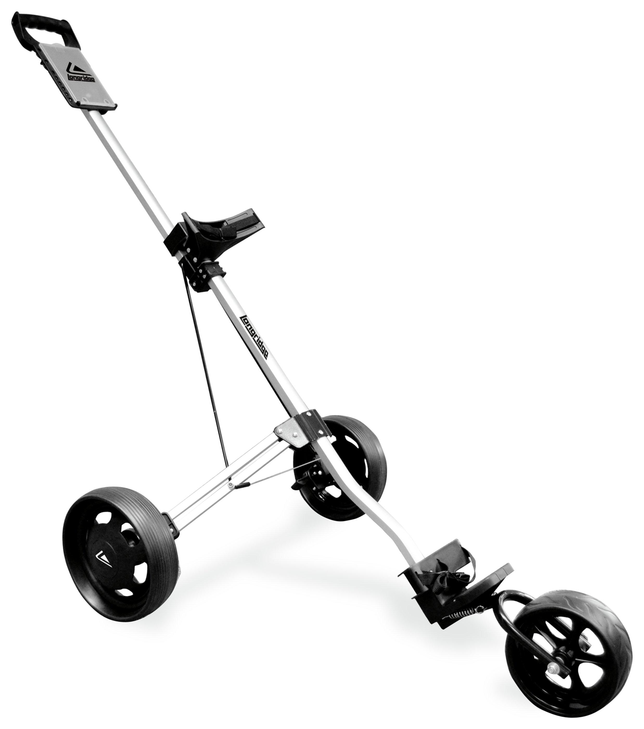 Longridge 3 Wheel Aluminium Cruiser Trolley