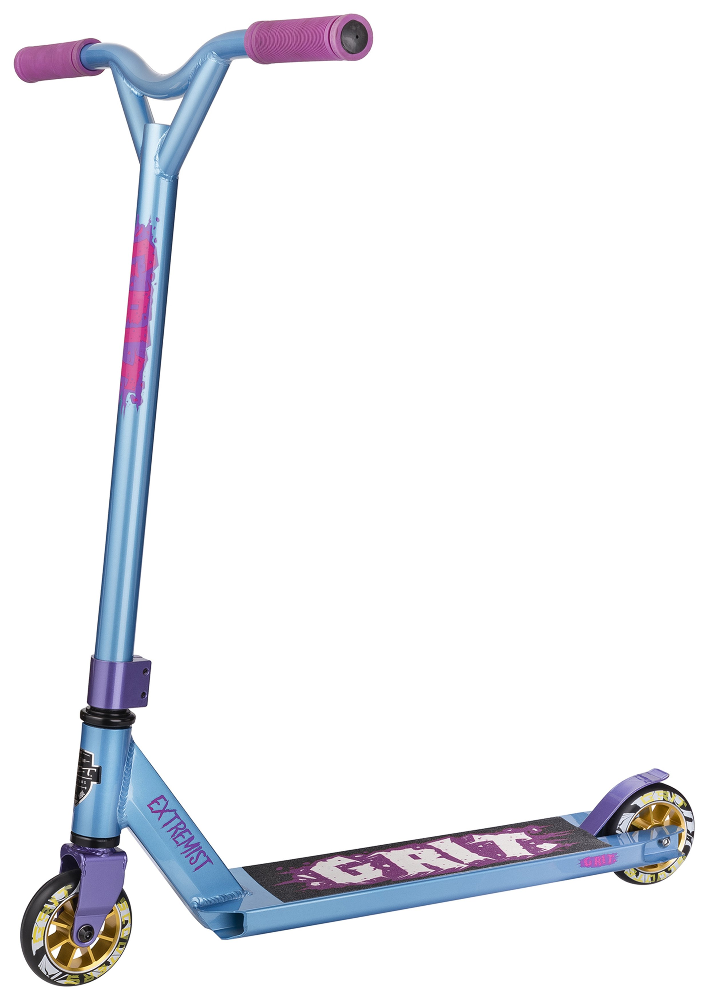 Image of Grit Extremist Scooter - Iced Blue