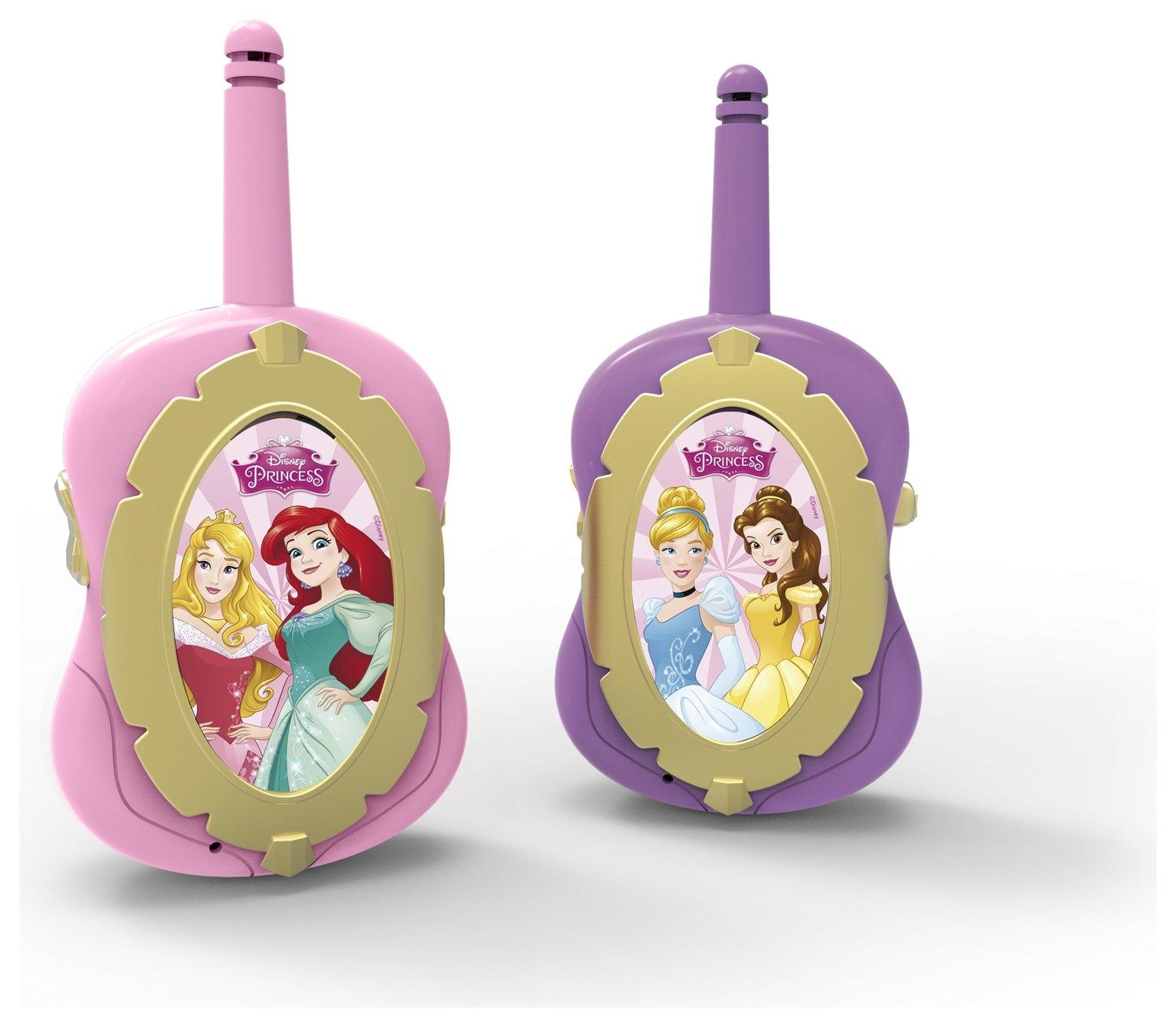 Image of Disney Princess Walkie Talkies.