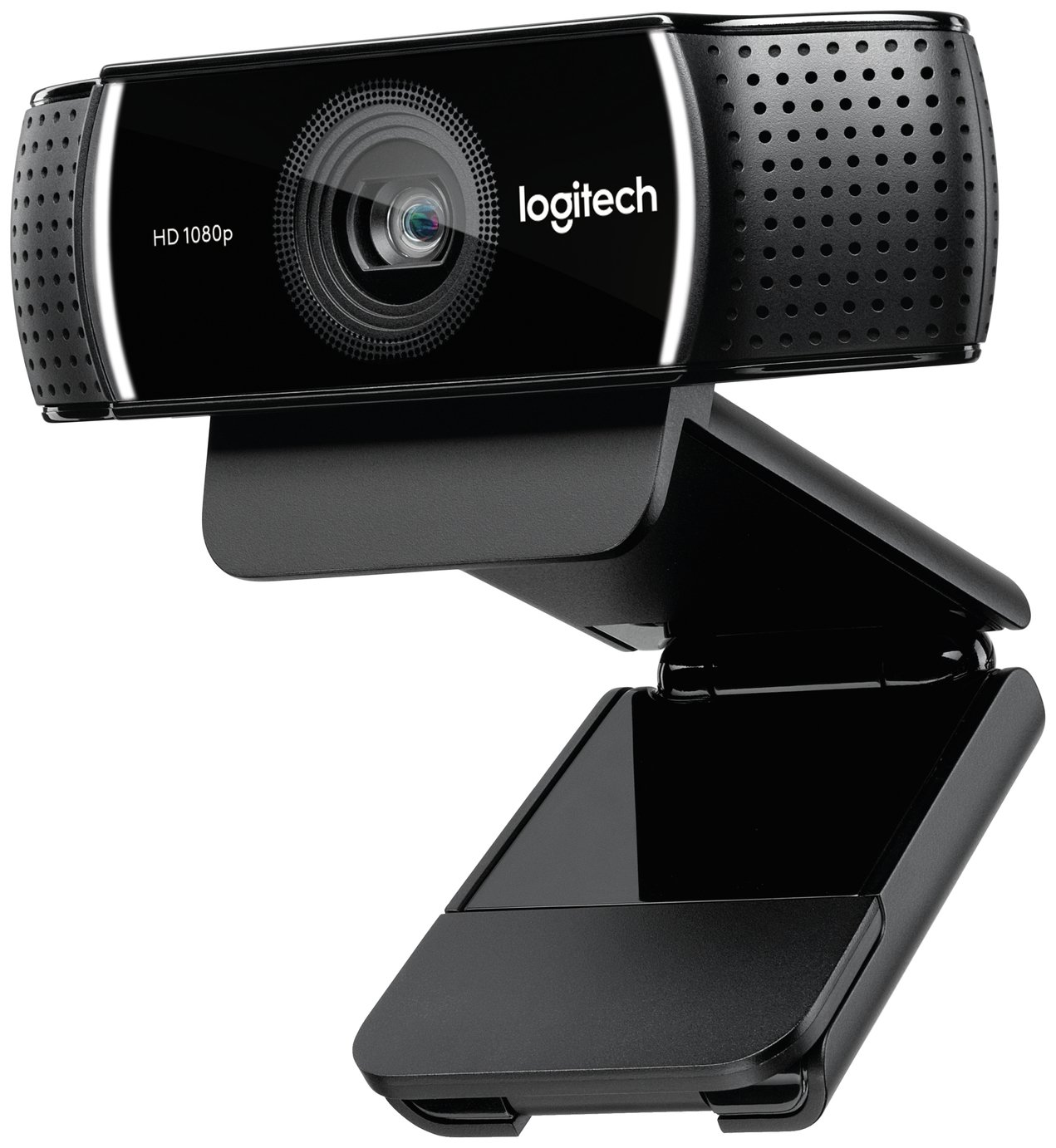 Image of Logitech - C922 Pro Stream Webcam.