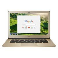 Acer Chromebook 14 14 Inch Intel Celeron 4GB 32GB - Gold