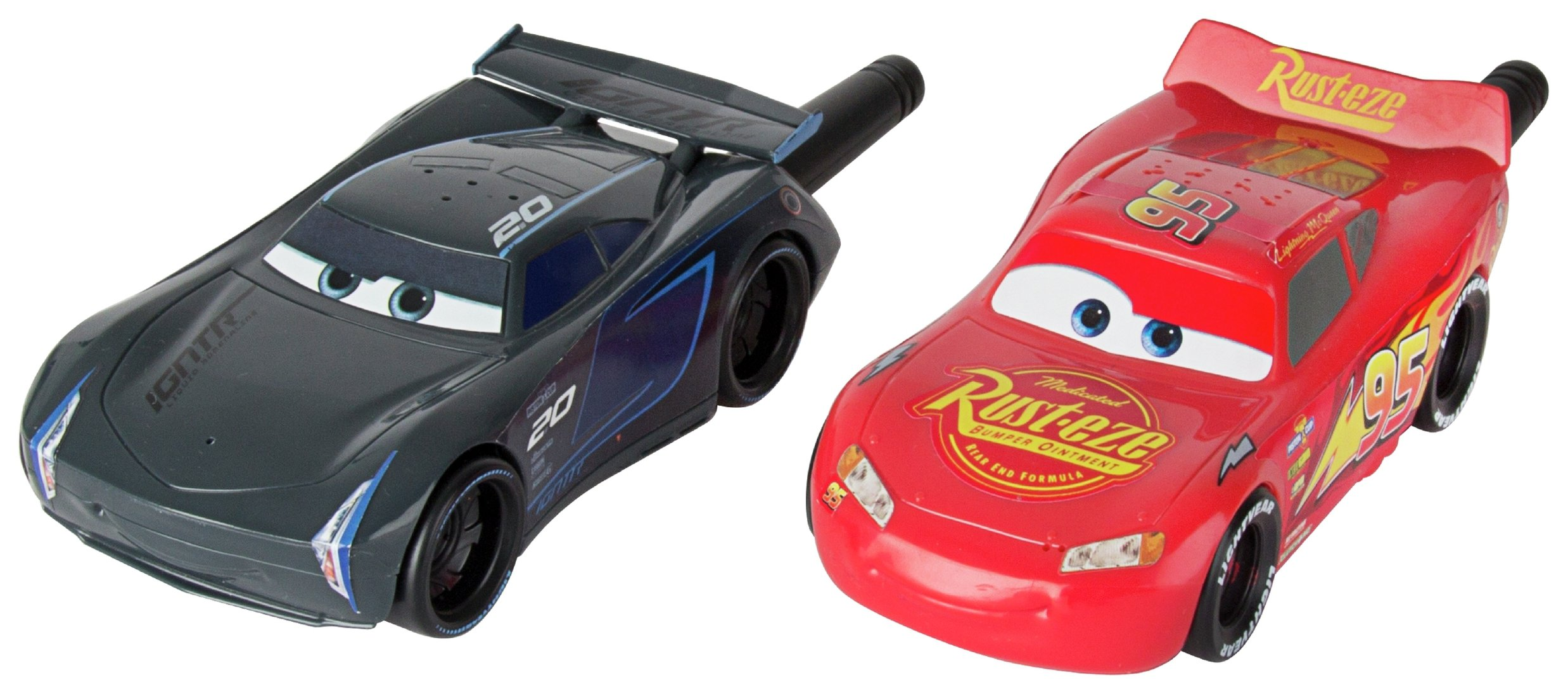 Image of Cars 3 Jackson and McQueen Walkie Talkies