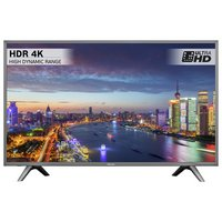 Hisense H55N5700 55'' 4K Ultra HD Black / Silver LED TV with HDR