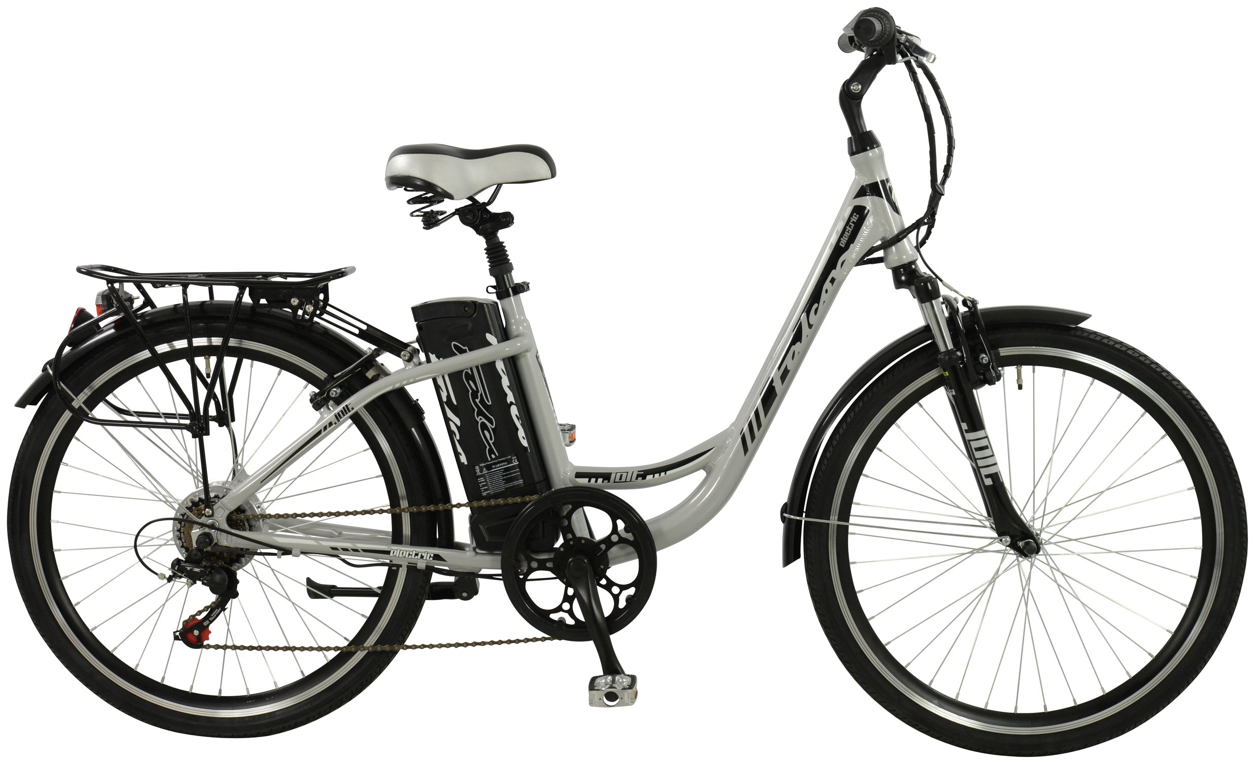 Image of Falcon Jolt Woman's Comfort Electric Bike