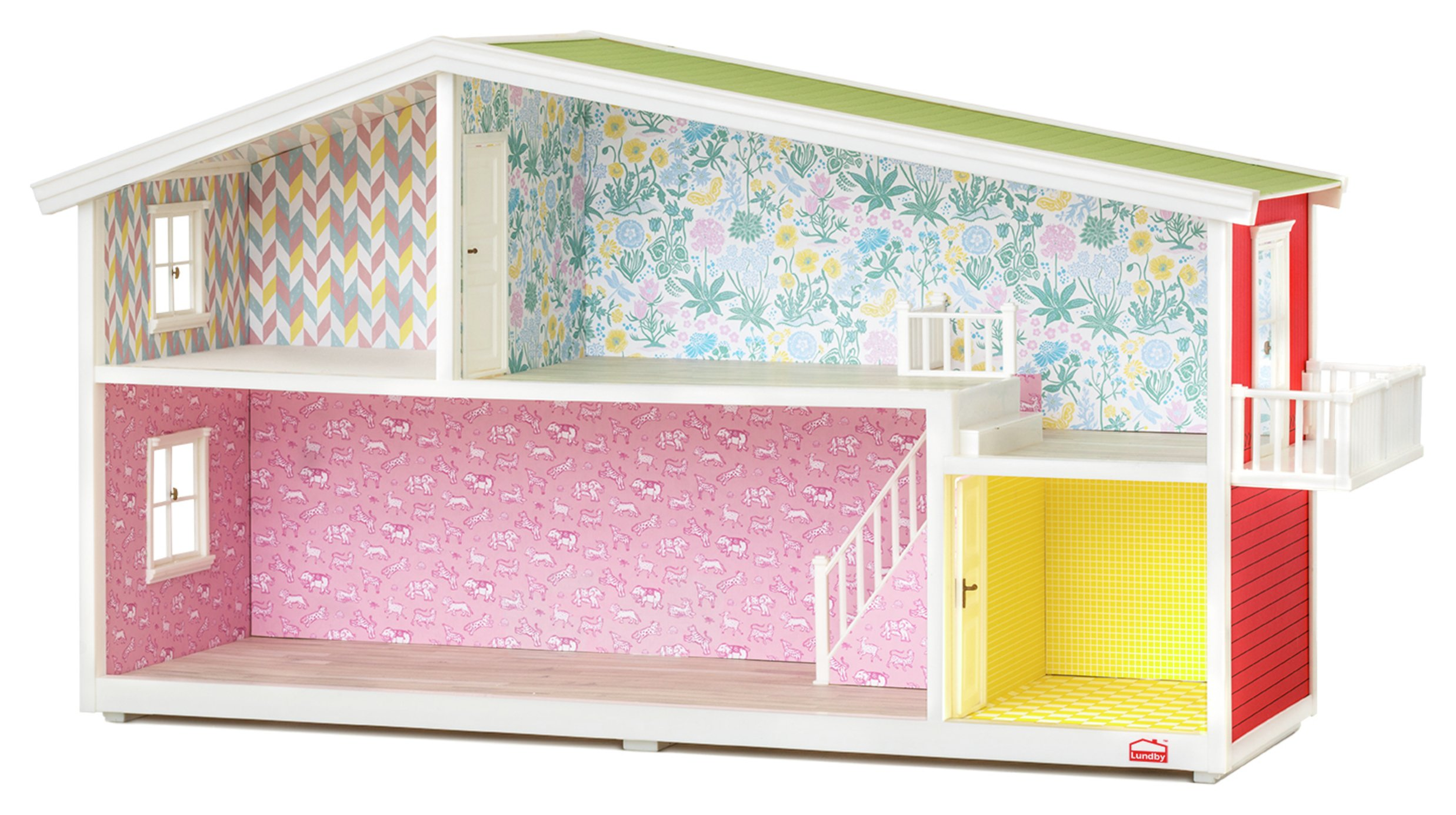 Lundby Classic Dolls House Starter Set.