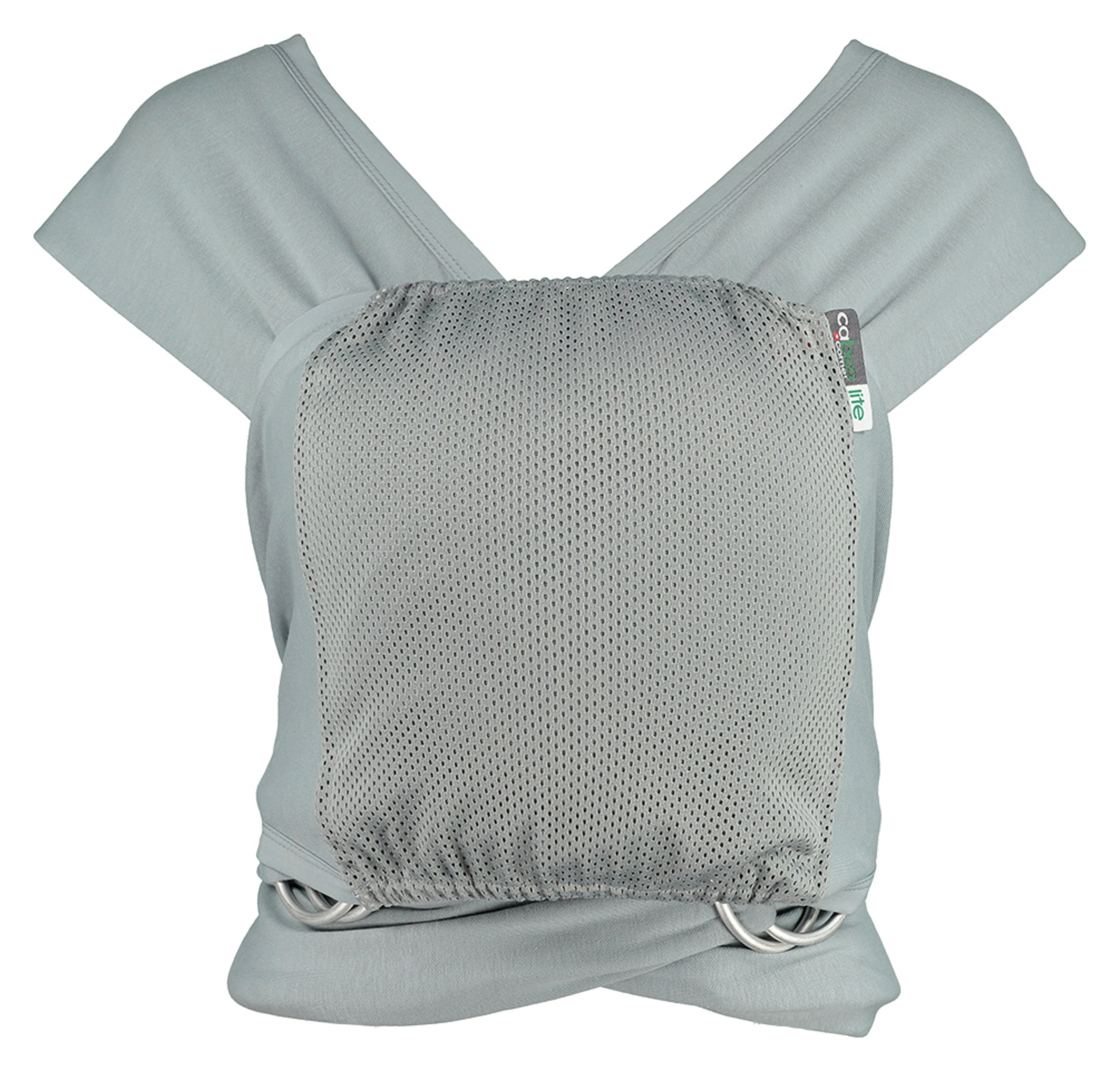 Image of Caboo Lite Baby Carrier - Stormy Sea