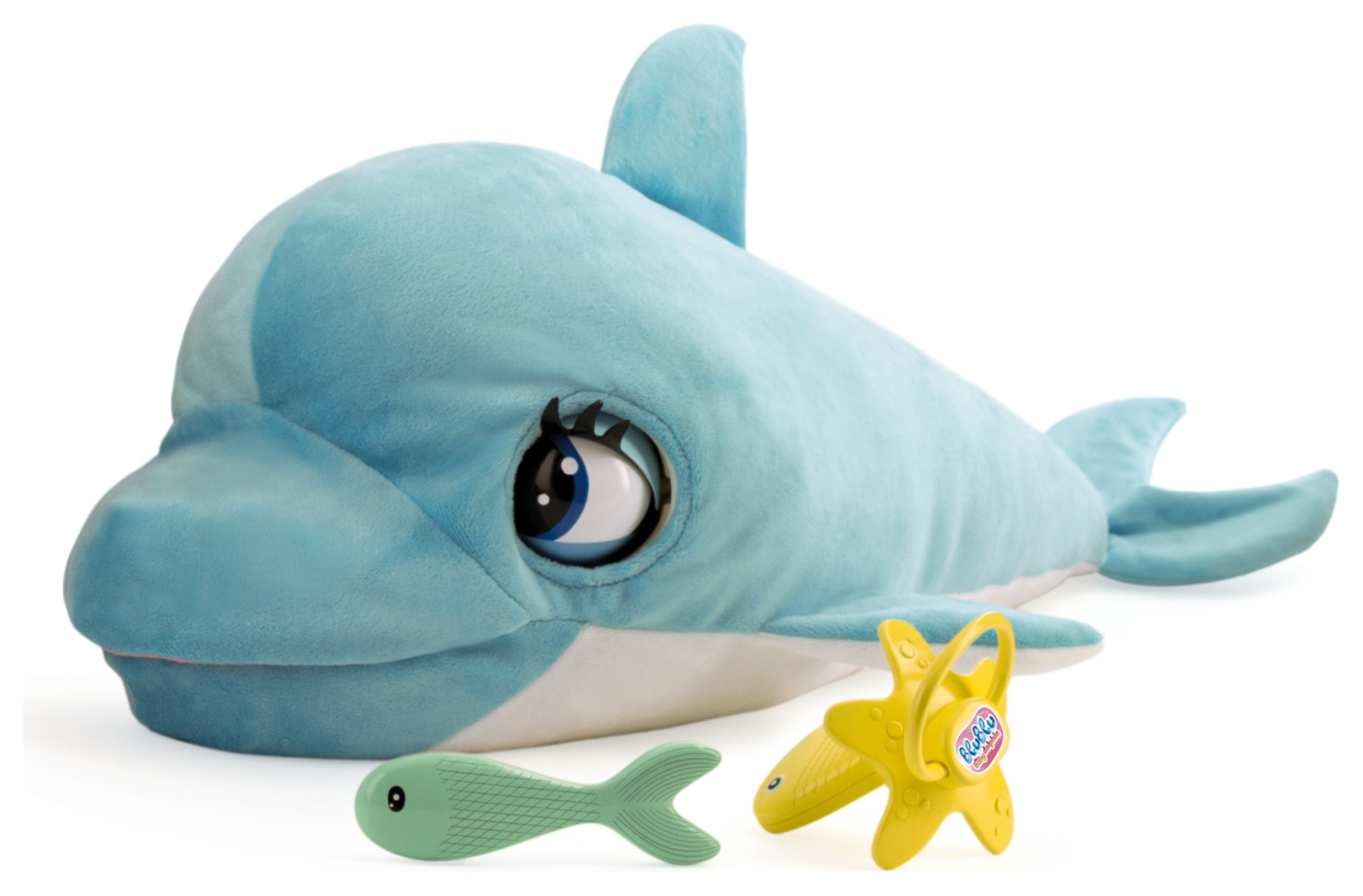 Image of Club Petz Blu Blu The Baby Dolphin.