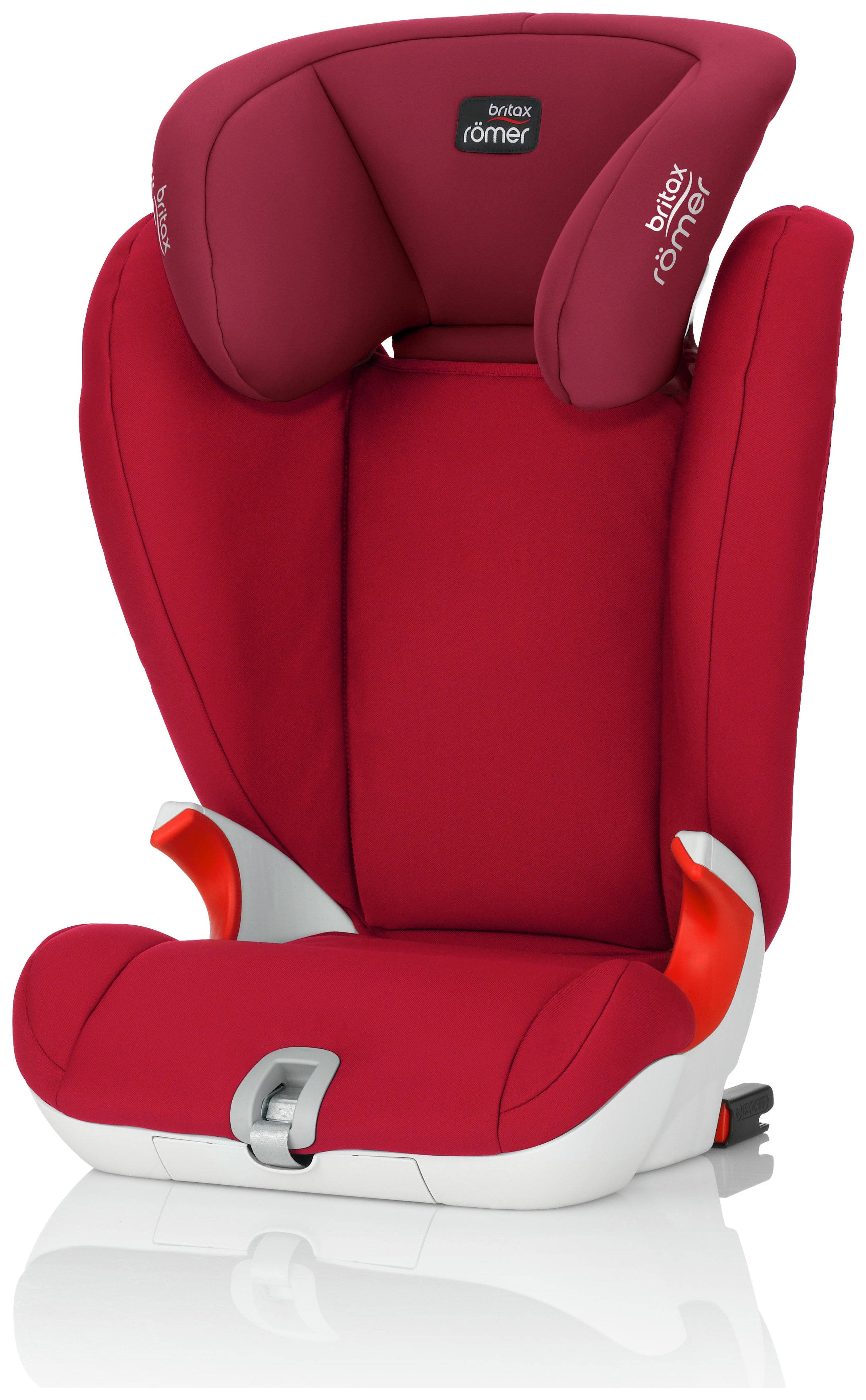 Image of Britax Romer KIDFIX SL Group 2-3 Car Seat ??? Flame Red