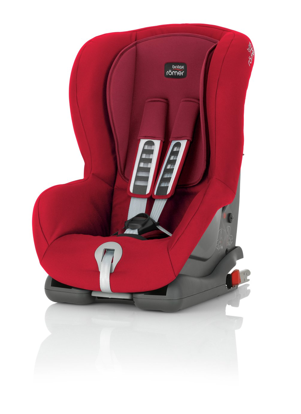 Image of Britax Romer DUO PLUS Group 1 Car Seat - Flame Red