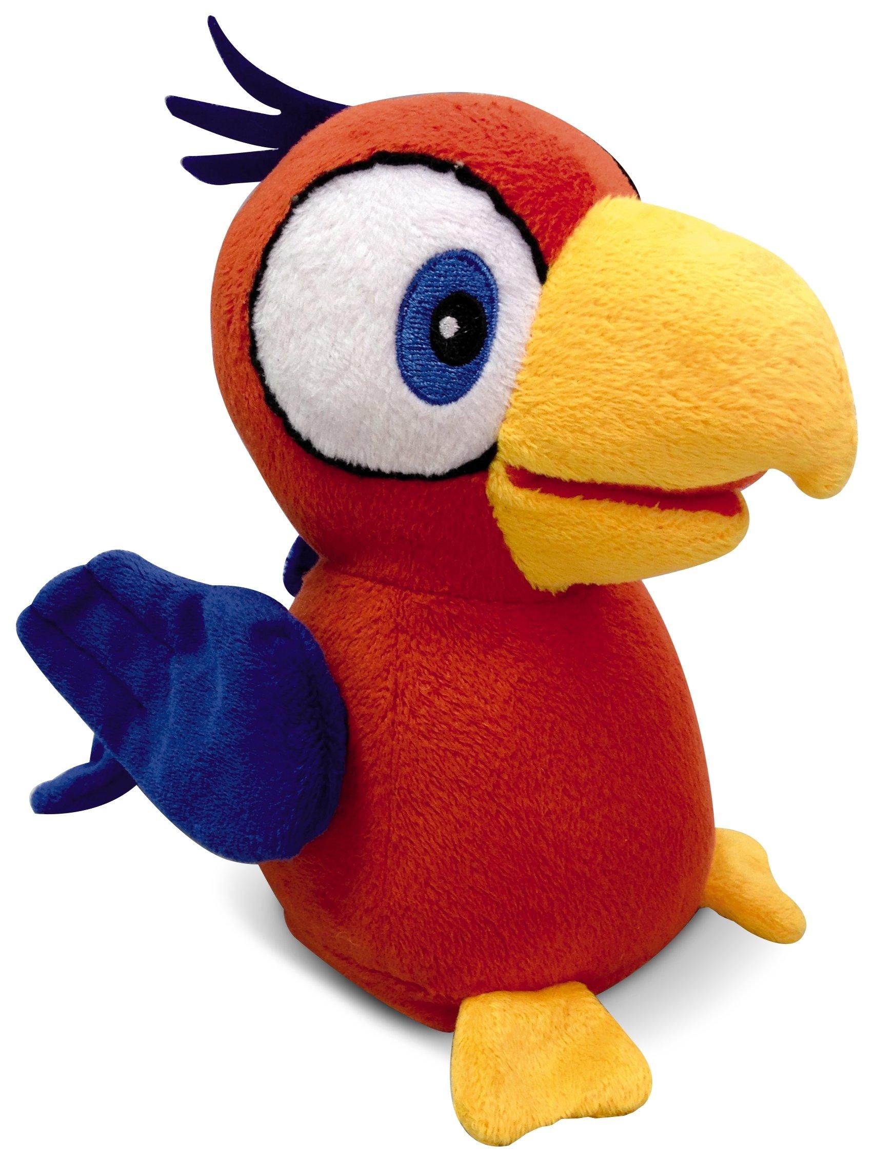 Club Petz Charlie Talkie the Parrot Interactive Plush