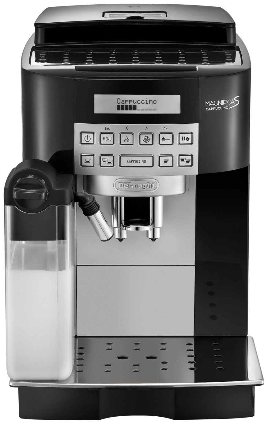 De'Longhi ECAM22.360BK Bean to Cup Coffee Machine Best Price, Cheapest Prices