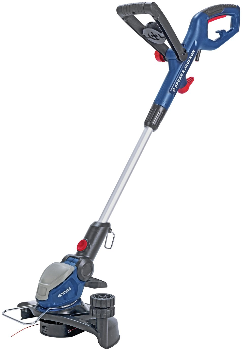 Spear & Jackson S6030ET 30cm Corded Grass Trimmer - 600W