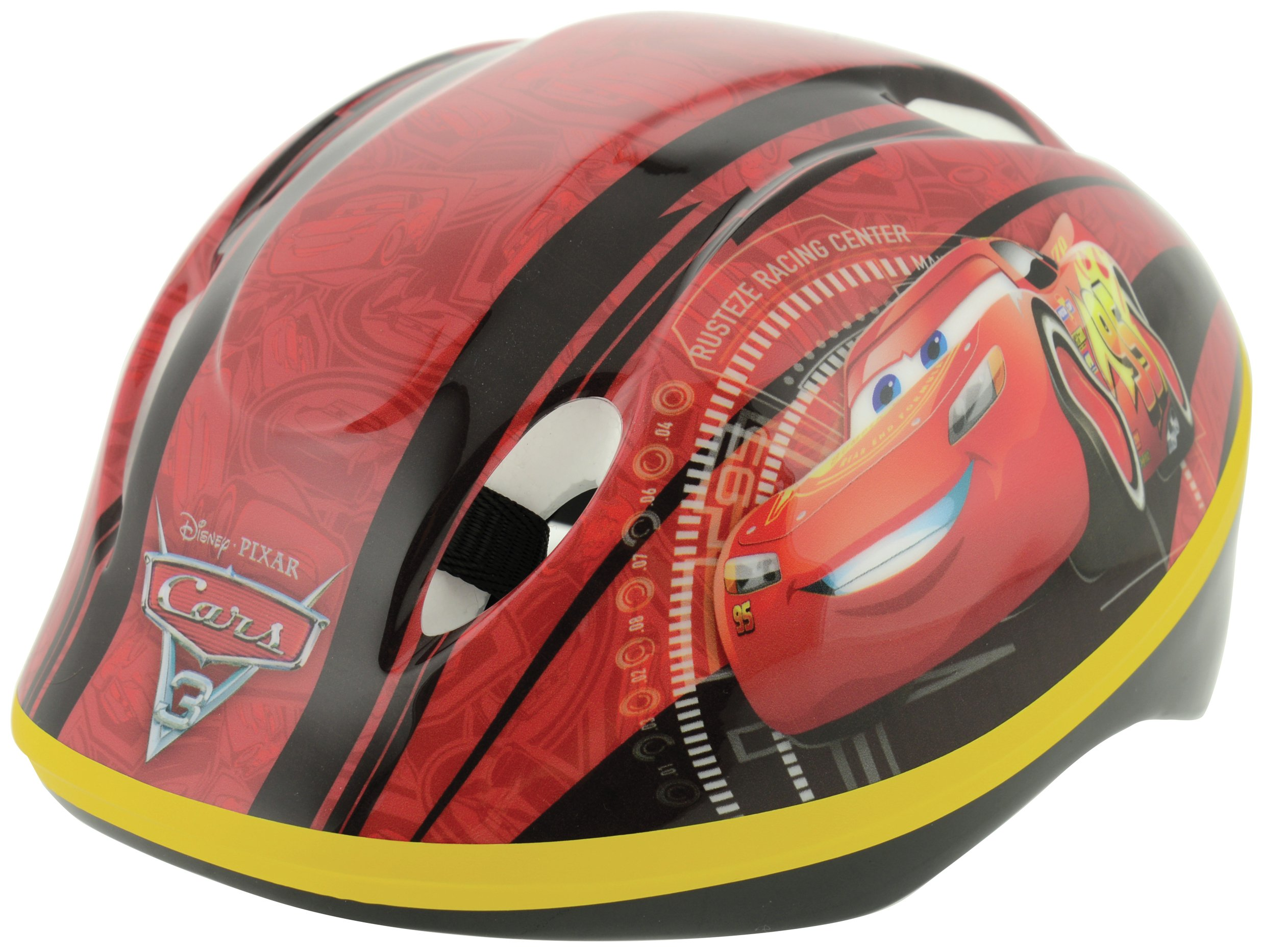 Image of Disney Cars 3 Safety Helmet