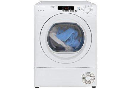 Candy GVS C9DG 9KG Condenser Tumble Dryer- White