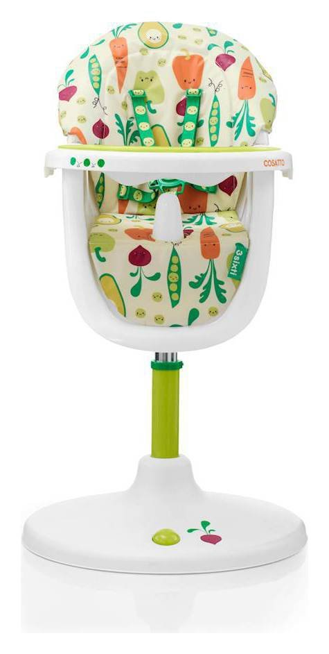 Image of Cosatto 3sixti2 Highchair - Superfoods