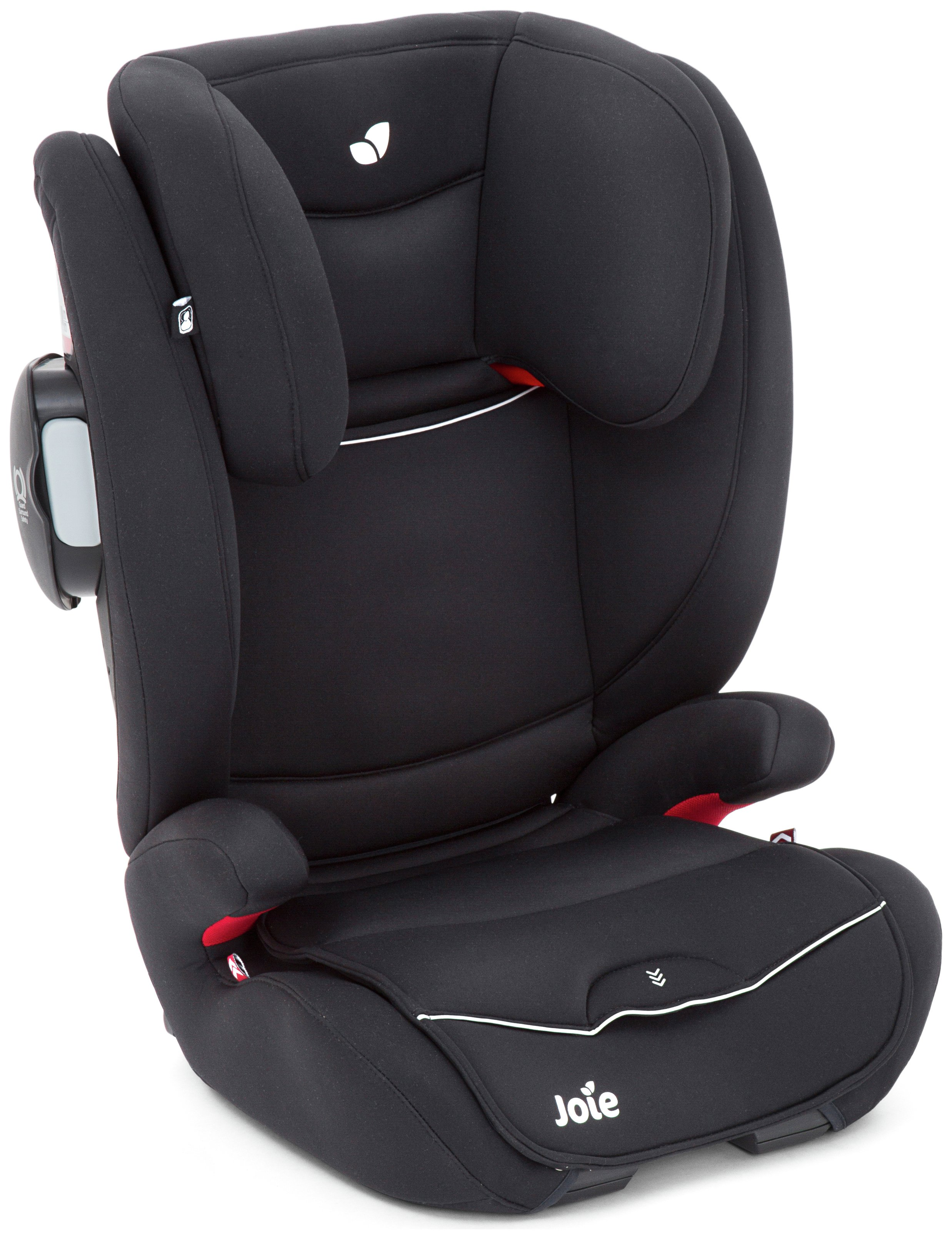 Joie Duallo Group 2/3 Car Seat - Tuxedo Black