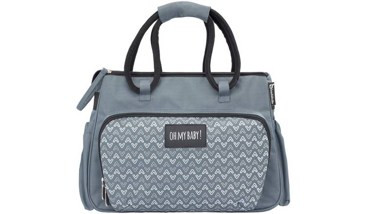 fcb4681a29 Buy Badabulle Boho Changing Bag - Grey | Changing bags | Argos