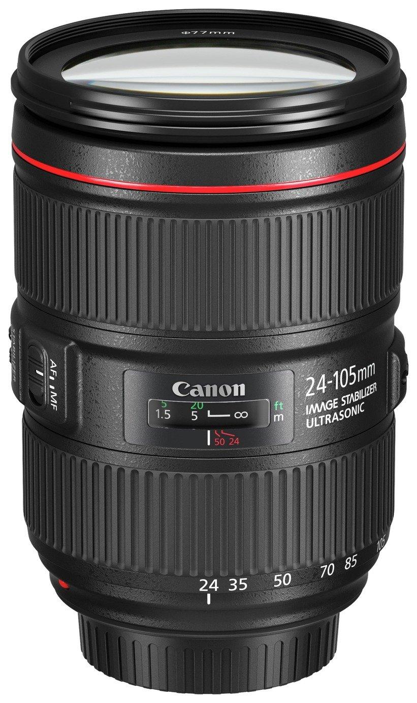 Image of Canon 24-105mm f/4L IS II USM EF Lens