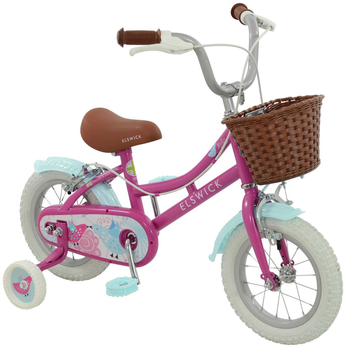 Image of Elswick Misty 12 Inch Kids Heritage Bike