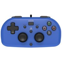 Hori Wired Mini Gamepad PS4 Controller - Blue