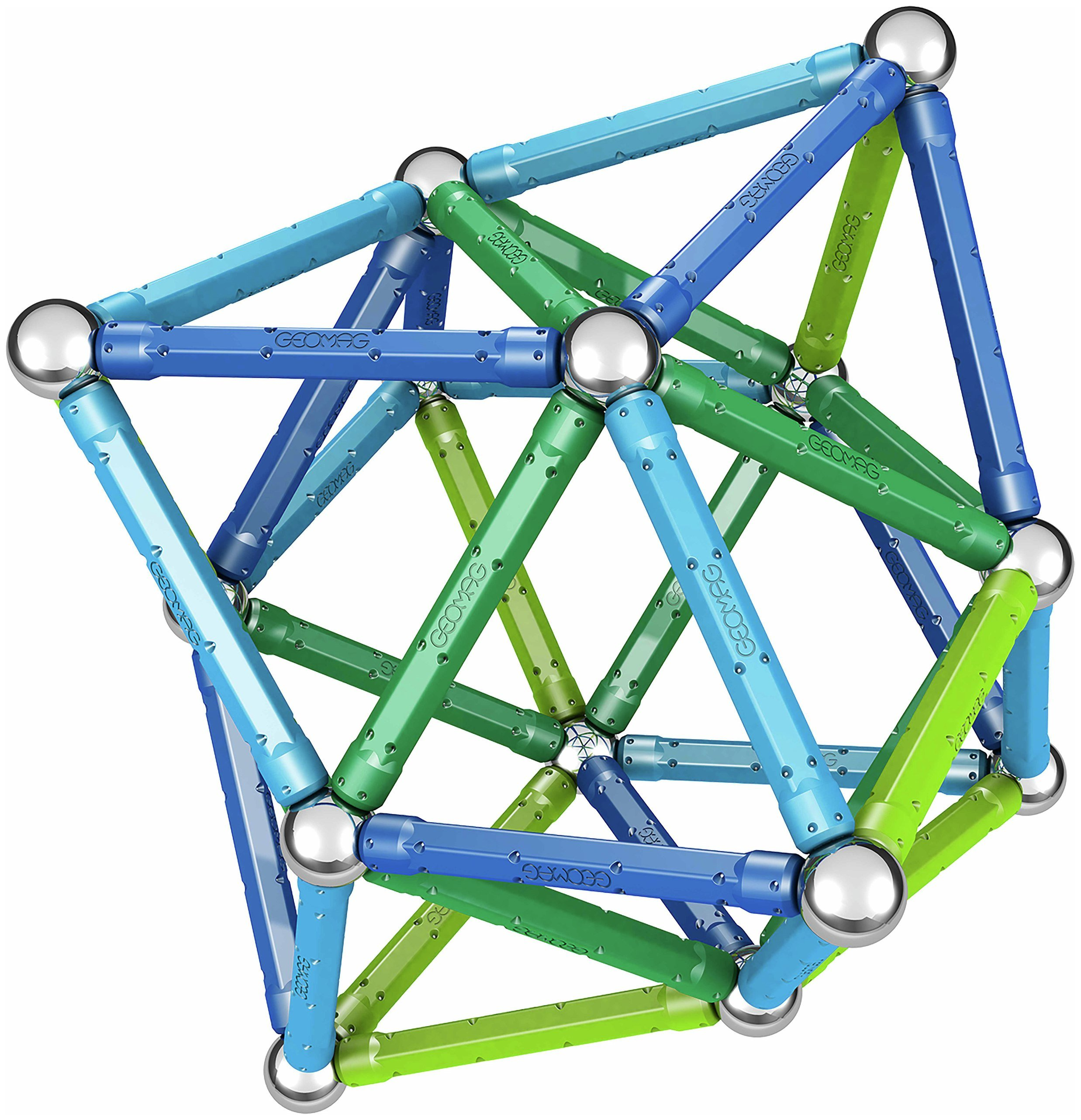 Image of Geomag Colour 91 Magnetic Construction System.